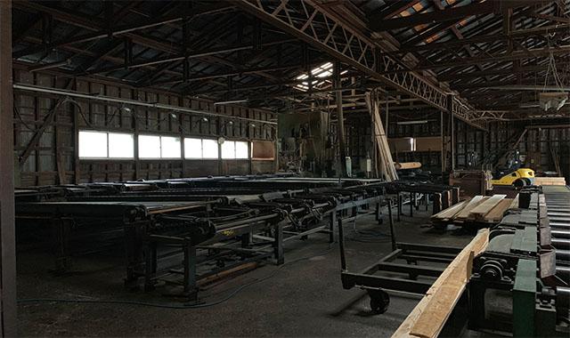 製材所の仕事内容